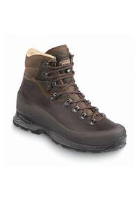 MEINDL - Buty męskie trekkingowe Meindl Schlern MFS 2952-46. Materiał: nubuk, skóra, guma. Szerokość cholewki: normalna