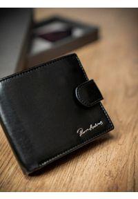 Czarny portfel PIERRE ANDREUS