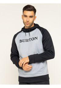 Szara bluza sportowa Burton