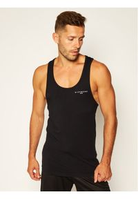 Czarny tank top John Richmond