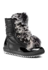 Czarne śniegowce Bartek