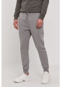 G-Star RAW - G-Star Raw - Spodnie. Kolor: szary. Materiał: dzianina. Wzór: gładki