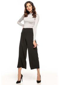 Czarne spodnie Tessita