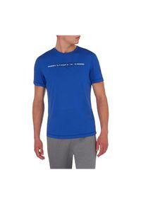 Koszulka męska Energetics Malou II 302697. Materiał: tkanina, poliester, włókno, skóra, materiał