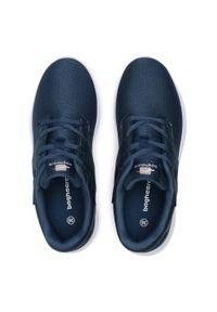 Bagheera - Sneakersy BAGHEERA - Horizon 86398-17 C2608 Navy/White. Okazja: na co dzień. Kolor: niebieski. Materiał: materiał. Szerokość cholewki: normalna. Styl: casual