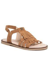 Brązowe sandały Mayoral