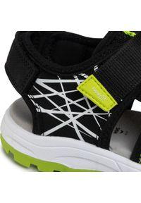 Czarne sandały Superfit na lato, klasyczne #6