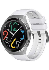 HUAWEI - Smartwatch Huawei Watch GT 2e Biały (40-43-6698). Rodzaj zegarka: smartwatch. Kolor: biały
