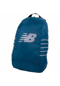 Plecak New Balance LAB91008DNP. Materiał: poliester. Styl: casual