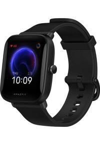 AMAZFIT - Smartwatch Amazfit Bip U Pro Czarny (xiaomi_20210108155014). Rodzaj zegarka: smartwatch. Kolor: czarny