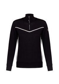 Chervo - Sweter z golfem CHERVO NOA. Typ kołnierza: golf. Materiał: wełna. Długość: krótkie. Wzór: aplikacja. Styl: sportowy