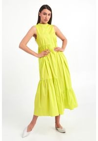 Sukienka TwinSet bez rękawów, midi