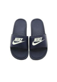 Niebieskie klapki Nike Sportswear
