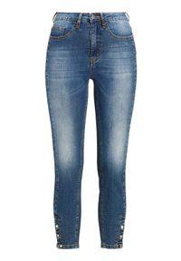 Niebieskie spodnie Cellbes klasyczne
