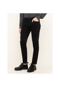 Czarne jeansy Hugo