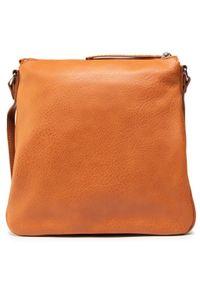 Refresh - Torebka REFRESH - 83370 Camel. Kolor: brązowy. Materiał: skórzane. Styl: elegancki, casual #5