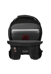 Czarny plecak na laptopa Wenger