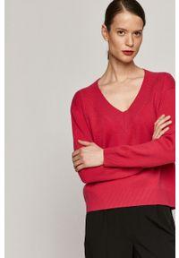 Sweter medicine na co dzień, casualowy, długi
