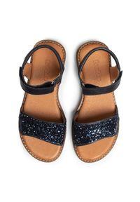 Niebieskie sandały Froddo na lato, z aplikacjami
