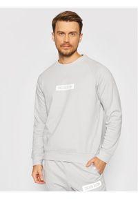 Calvin Klein Performance Bluza Pw 00GMS1W360 Szary Regular Fit. Kolor: szary