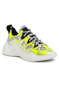 Żółte buty sportowe Stokton