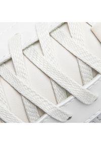 Lacoste Sneakersy Chaymon 120 4 Cma 7-39CMA0012WN1 Biały. Kolor: biały