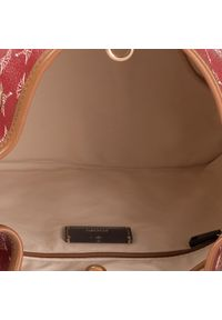 Czerwona torebka worek JOOP! klasyczna