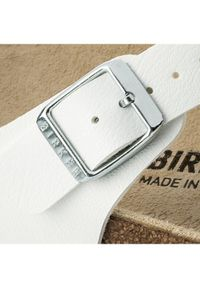 Birkenstock Japonki Gizeh 0043733 Biały. Kolor: biały
