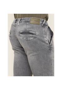 Jeansy Slim Fit Pepe Jeans James PM202365. Kolor: szary. Materiał: elastan, bawełna #5