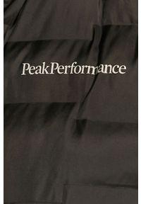 Czarna kurtka Peak Performance na co dzień, z kapturem, casualowa #6