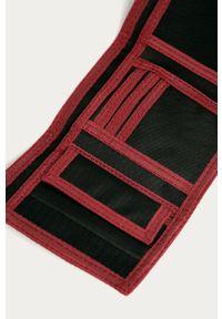 Vans - Portfel. Kolor: czarny. Materiał: materiał, poliester #4