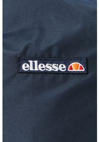 Niebieska kurtka Ellesse casualowa, z kapturem