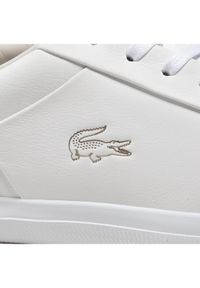 Lacoste Sneakersy Lerond 0921 2 Cma 7-41CMA005165T Biały. Kolor: biały #3