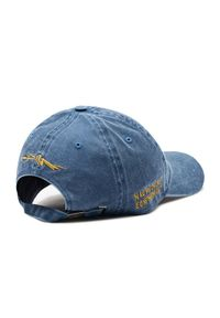 Niebieska czapka z daszkiem Aeronautica Militare