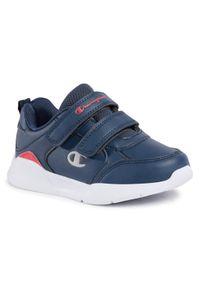 Niebieskie buty sportowe Champion