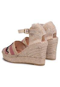 Złote sandały Vidorreta #6