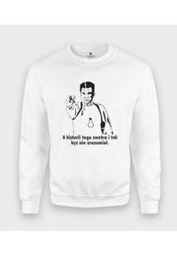 MegaKoszulki - Bluza klasyczna A historii tego swetra... Styl: klasyczny