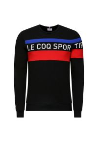 Bluza Le Coq Sportif długa, klasyczna