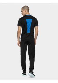outhorn - Koszulka treningowa męska. Materiał: jersey, materiał, elastan, skóra, poliester. Długość rękawa: raglanowy rękaw