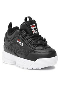 Fila Sneakersy Disruptor Infants 1010826.25Y Czarny. Kolor: czarny