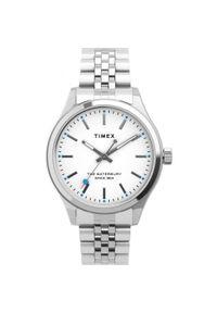 Timex - TIMEX ZEGAREK Waterbury TW2U23400. Materiał: koronka. Styl: elegancki