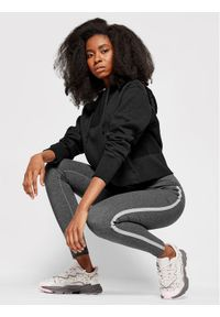 Under Armour Bluza Ua Rival Fleece Embroidered Hoodie 1362421 Szary Loose Fit. Kolor: szary