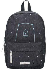 Czarny plecak Forcetop
