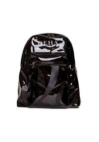 Deha - Plecak DEHA ACTIVE. Materiał: lakier. Wzór: aplikacja. Styl: casual