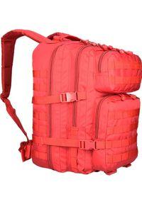 Czerwony plecak Mil-Tec
