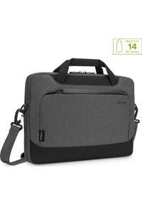 Szara torba na laptopa TARGUS