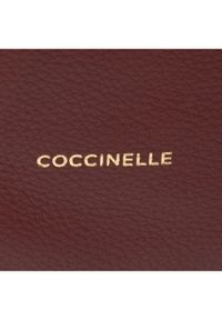 Czerwona torebka worek Coccinelle