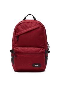 Oakley plecak miejski Street Backpack Raspberry U. Kolor: czerwony. Styl: street