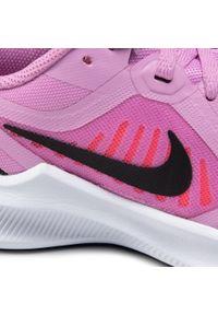 Różowe buty do biegania Nike z cholewką, Nike Downshifter