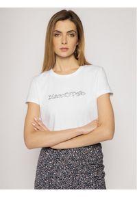 Biały t-shirt Marc O'Polo polo